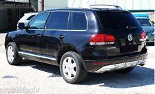 VW TOUAREG 7L 02-10 PARAURTI POSTERIORE SPOILER Addon King Kong kingkong W12 V10 R50 V6