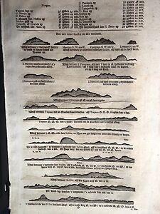 SICILIA-Linee-di-costa-relative-all-039-ISOLE-EGADI-Gerard-Van-Keulen-1781-TRAPANI