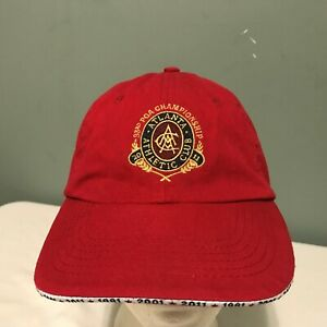 7845ff5735e 2001 PGA Championship Atlanta Golf Hat Cap Strapback VGUC Highlands ...