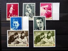 BELGIUM 1963 Red Cross SG1864/70 U/M NB1026