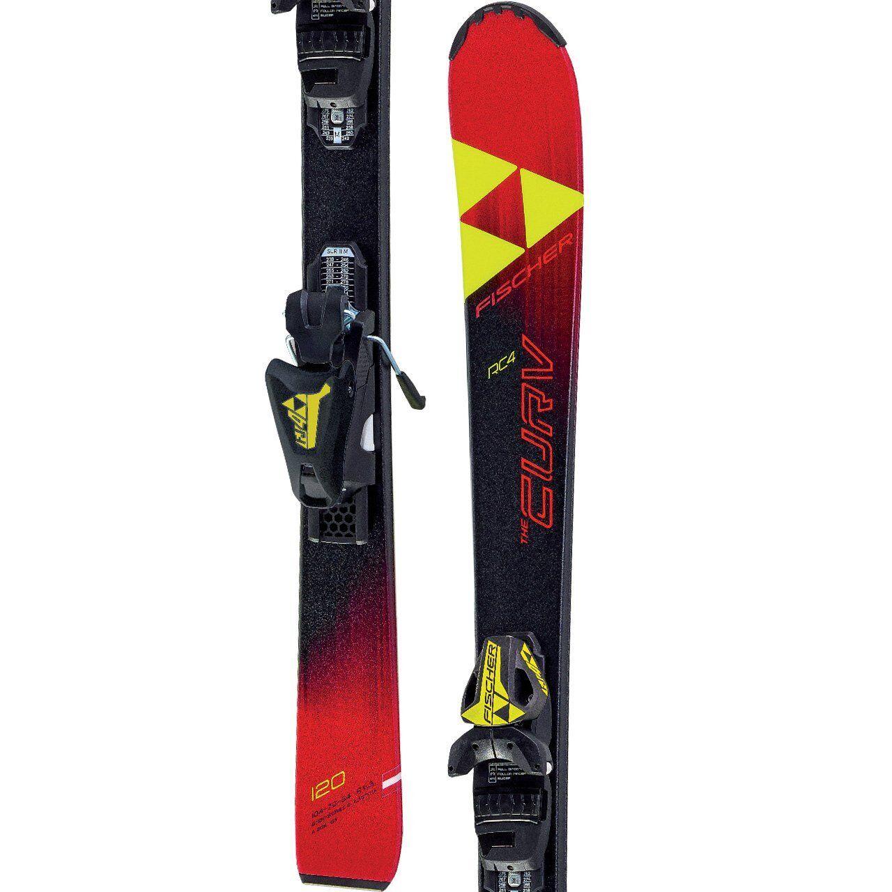 Jugend Ski Fischer The Curv Jr. inklusive Bindung    2018/2019 101be1