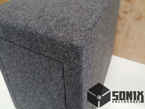 PORTED SUBWOOFER MDF ENCLOSURE FOR DC AUDIO LEVEL 5 LV5-12 SUB BOX STAGE 3