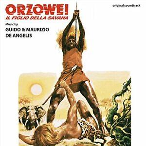 Orzowei Il Figlio Della Savana - LP - Digitmovies - Nuovo