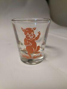 Little-Pink-Pig-Vintage-Shot-Glass