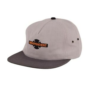 19437099961436 Image is loading Independent-Trucks-GENERATION-BC-UNSTRUCTURED-LOW-Strapback -Hat-