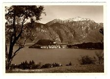 CPA Italie lombardie Lac de Come Bellagio Carte-Photo