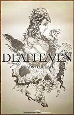 DEAFHEAVEN Roads To Judah Ltd Ed Discontinued RARE Poster+FREE Metal Rock Poster