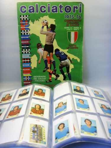 PANINI CALCIATORI 1975//76-Figurina n.570-SQUADRA//TEAM-VARESE-NEW VELINA