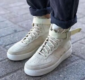 newest 7274b 8c606 Details about NIKE WOMEN'S SF AIR FORCE 1 MID SPECIAL FIELD TRAINERS BOOTS  LADIES GIRLS UK 7