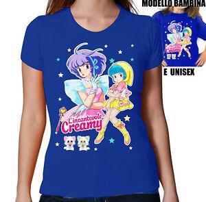 T-SHIRT-L-039-incantevole-Creamy-tshirt-Creamy-Mami-anime-mah-sh-jo-parim-pampum-Y