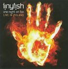 One Night on Fire [Digipak] * by Tinyfish (CD, Jul-2009, Metal Mind Productions)