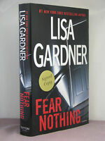 1st, Signed By Author, D D Warren 7: Fear Nothing By Lisa Gardner (2014)