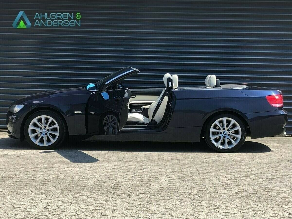 BMW 320d 2,0 Cabriolet Steptr. 2d