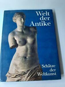Donald-E-Strong-Schaetze-der-Weltkunst-Welt-der-Antike-geb-1968