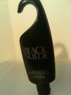 AVON BLACK SUEDE HAIR AND BODY WASH 3 PIECES 5 OZ EACH