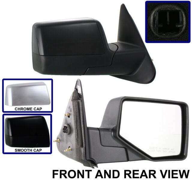 8L5Z17682BA FO1321283 Right New Mirror Passenger Side RH Hand for Ford Ranger