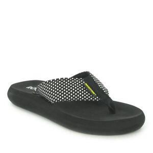 a75f82ecd4e1 Womens Girls Rocket Dog Spotlight Flip Flops Play Mesh Beach Shoes ...