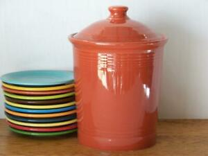 Fiesta-Large-Canister-1st-Quality-Choice-of-Colors