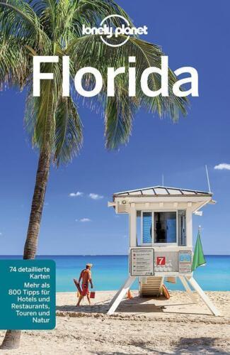 1 von 1 - Lonely Planet Reiseführer Florida von Jeff Campbell (2015, Taschenbuch)