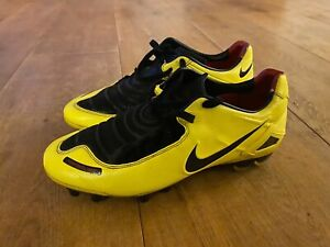 Nike Total 90 Laser FG Zest Yellow
