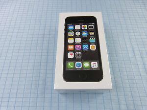 apple iphone 5s 16gb spacegrau neu ovp verschwei t ohne. Black Bedroom Furniture Sets. Home Design Ideas