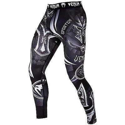 Lauf Fitness Hose Pant Spats Herren Venum Compression Leggings Gladiator 3.0