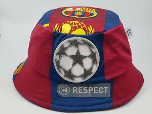 Barcelona 2010-11 Calcio Casa Maglietta Bucket Hat