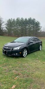 2011 Chevy Cruze RS (safetied)