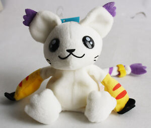 Image result for digimon plush 90s - it is part of the digimon pals series.