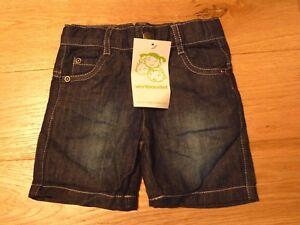 Vertbaudet Blue Denim Dungarees Age 24 Months 100% Original Clothing, Shoes & Accessories Boys' Clothing (newborn-5t)