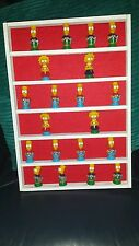 Giocattolo Mini Figures Muro Display Rack, LEGO-PUFFI-shoppkins MINI STATUINE