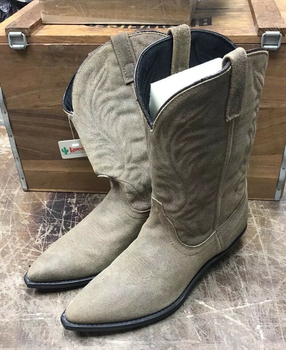 Men's/Women's Laredo Ladies Boots 51096 Size 9M Year-end special promotions Win highly appreciated have fun