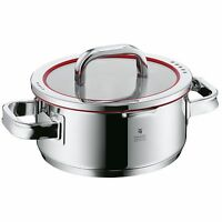 Wmf Function 4 Low Casserole Pot With Lid, 2.6qts, 2.5l Made In Germany on sale