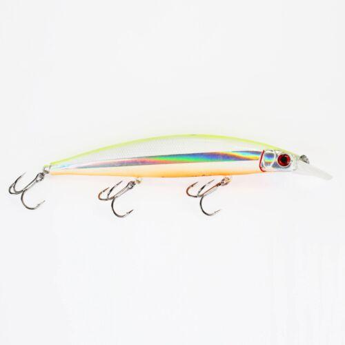 DLT zx Minnow 23,5g 12,8cm Floating nage cuillère art appât poisson carnassier