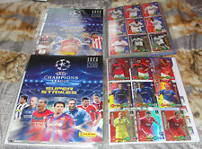 Panini CL Super Strikes 2009-2010 complete set 500 Cards + all 9 LE cards