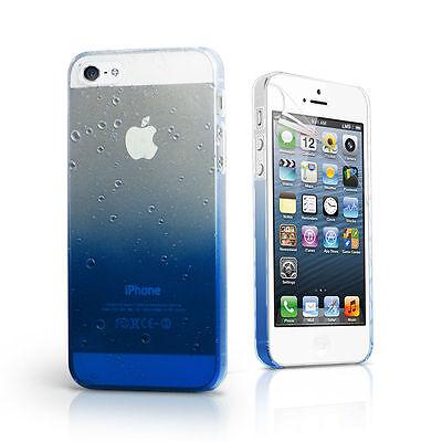 AP1B 3D Tropfen Zubehör Hülle Display Folie für Smartphone Handy iPhone 5 5S