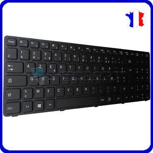 Clavier Lenovo Ideapad 100 15IBD 80QQ Français Azerty
