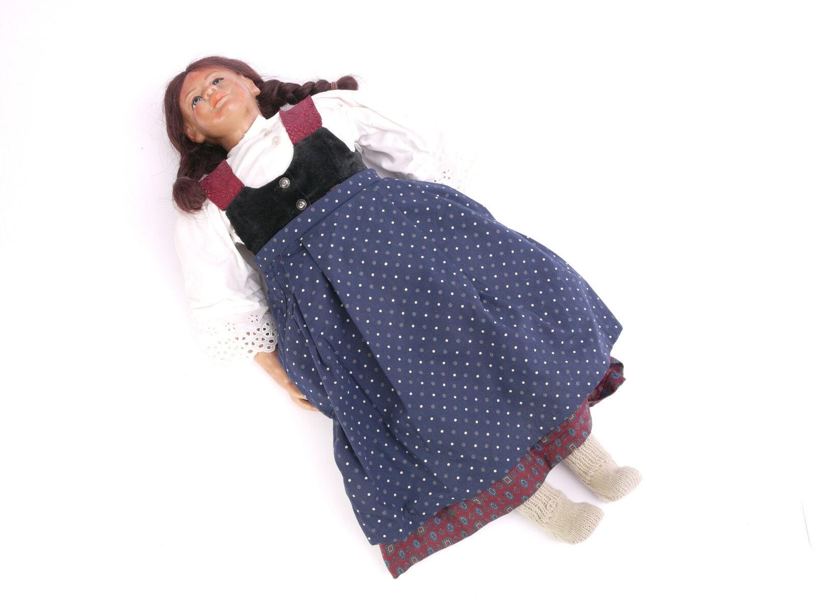 Sigikid artistas muñeca kerstin patinador 276 999 24681 aprox. 70 cm