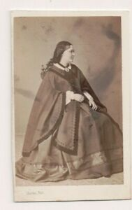 Vintage-CDV-Wife-Dr-Charles-Ulcoq-Founder-Chamber-Agriculture-Mauritius-RARE