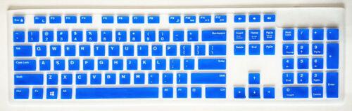 Keyboard Skin Cover Protector fr Dell Desktop Computer kb216p kb216t KB216 KM636