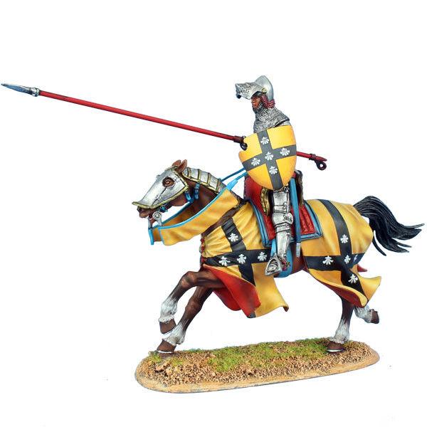 First Legion  MED045 French Knight - Seigneur de Raineval