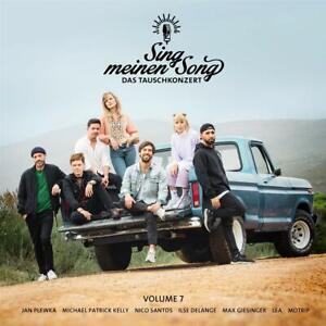 Various-Sing-Meinen-Song-Das-Tauschkonzert-Vol-7-CD-NEU-OVP