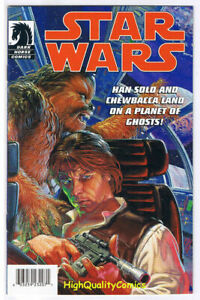STAR-WARS-Halloween-ashcan-Promo-Hans-Solo-2009-NM-more-promos-in-store
