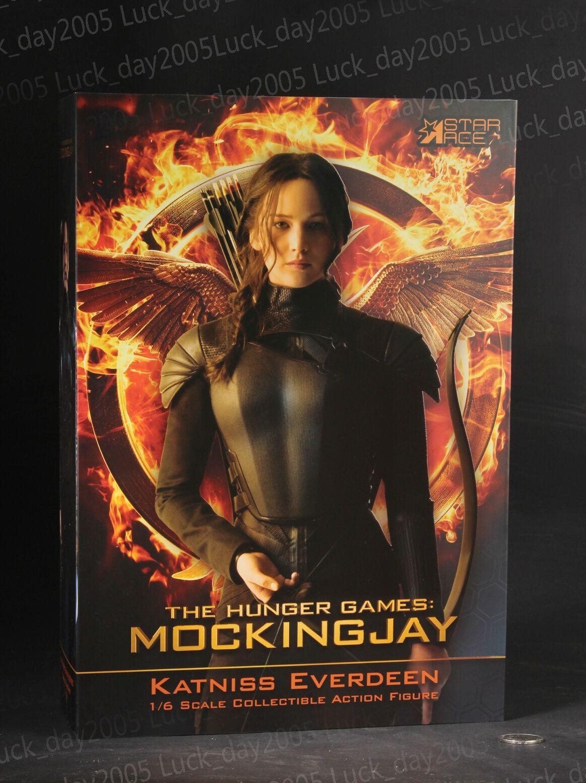 Star Ace juguetes de los juegos del hambre Sinsajo Katniss Everdeen Jennifer Lawrence 1 6