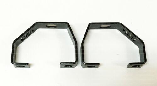 rear bumper mounting bracket mount US BMW E28 euro front Euro conversion set