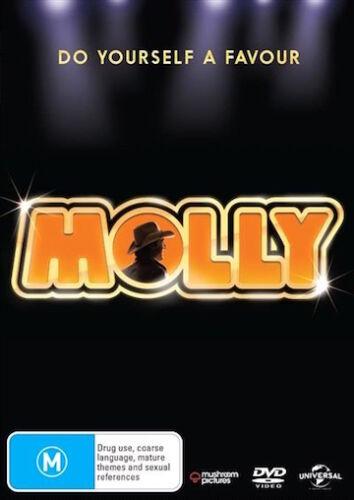 1 of 1 - MOLLY : NEW DVD : Molly Medrum