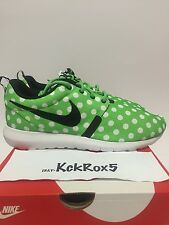 new concept 9a77e 40351 item 1 NIKE ROSHE NM QS 810857-300 POLKA DOT GREEN WHITE CITY PACK LEOPARD  CAMO 8-13 -NIKE ROSHE NM QS 810857-300 POLKA DOT GREEN WHITE CITY PACK  LEOPARD ...