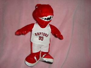 Toronto-Raptors-95-Basketball-Mascot-Plush-Ganz-13-034-Tall