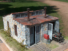 On3, On30 Russian River Enginehouse Engine House Full Kit