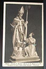 FORLI: S.Biagio - statua di S.Biagio
